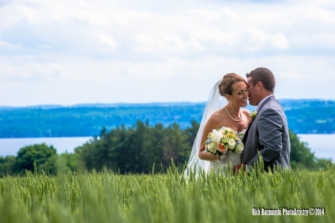 Seneca Lake Weddings | Rick Bacmanski